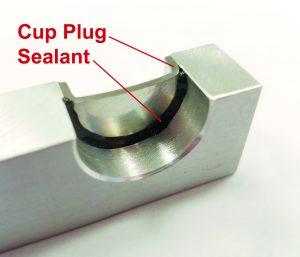 metal to metal seal tolerance
